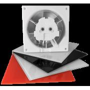Вентилатор Битов dRim Ø 100 S BB  - ф100 mm, 8W, 97m3/h,сменяеми панели