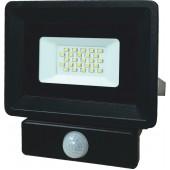 20W LED прожектор непромокаем IP65/модел със сензор / датчик за движение