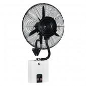Вентилатор индустриален за стена с водна мъгла  Ф66  210W 147-29607