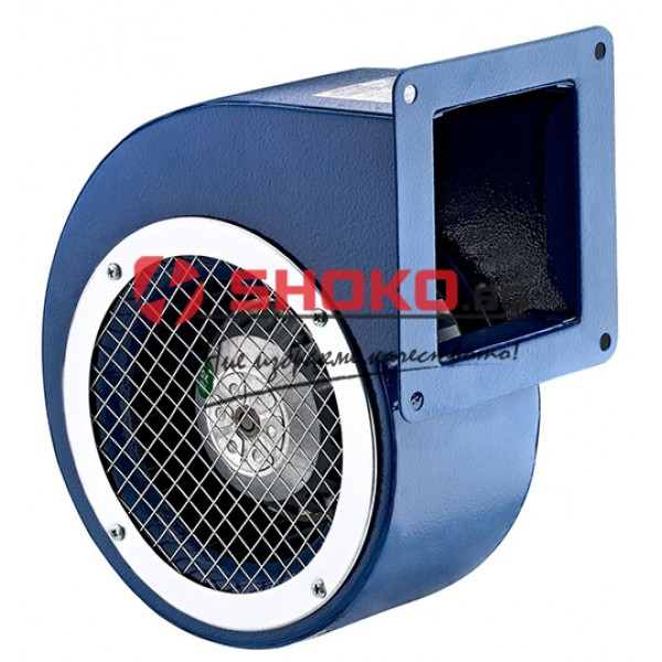Вентилатор центробежен промишлен BDRS 140-60, 140W, 485m3/h тип