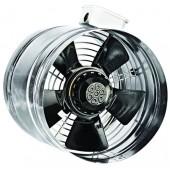 Вентилатор аксиален канален, промишлен BORAX 300-2K, ф300mm, 163W, 2025m3/h