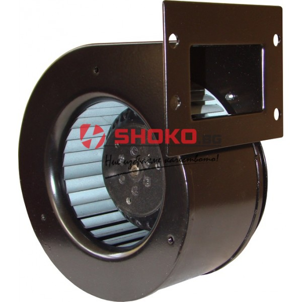 Вентилатор центробежен промишлен  F2S-140, 160W, 470m3/h тип