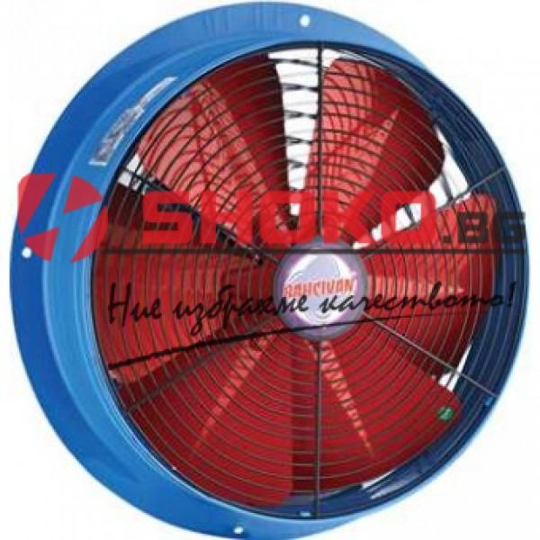 Вентилатор промишлен аксиален, BSM 350, ф350mm, 200W, 3300m3/h