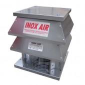 Вентилатор коминен покривен 370W, 1300m3/h с хоризонтално изхвърляне на въздуха