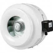 Вентилатор канален центробежен VOK-C 100, 80W, 250m3/h, Ф100mm