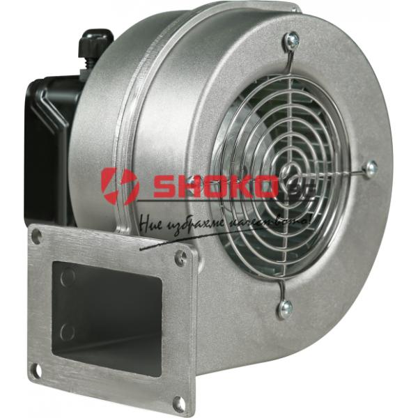 Вентилатор центробежен радиален MMA 140-60, 137W, 485m3/h тип