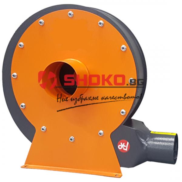 Вентилатор индустриален трифазен BVN ORB 7T 4Kw 2800rpm 2500 m³ / h