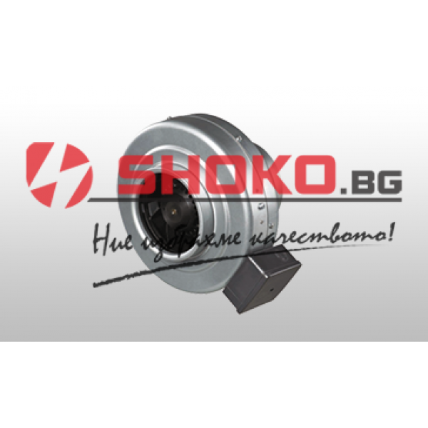 Вентилатор канален центробежен VOK-C 315, 210W, 1750m3/h, Ф315mm