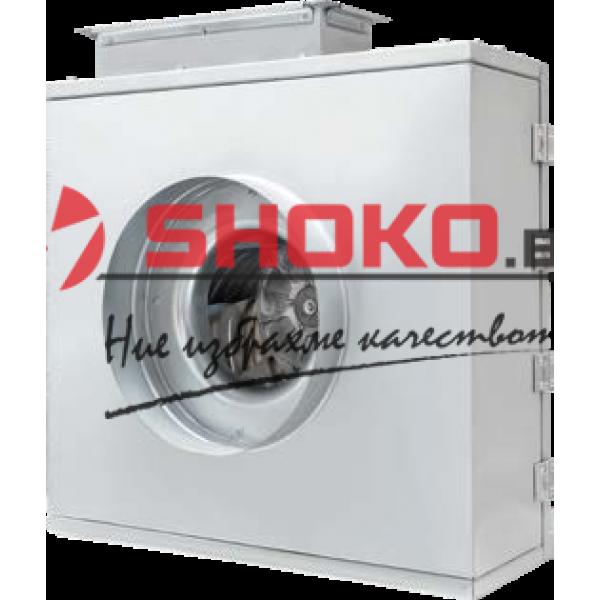 Центробежен вентилатор за кухни и скари с обърнати назад лопатки K-MEF 315-1700м3