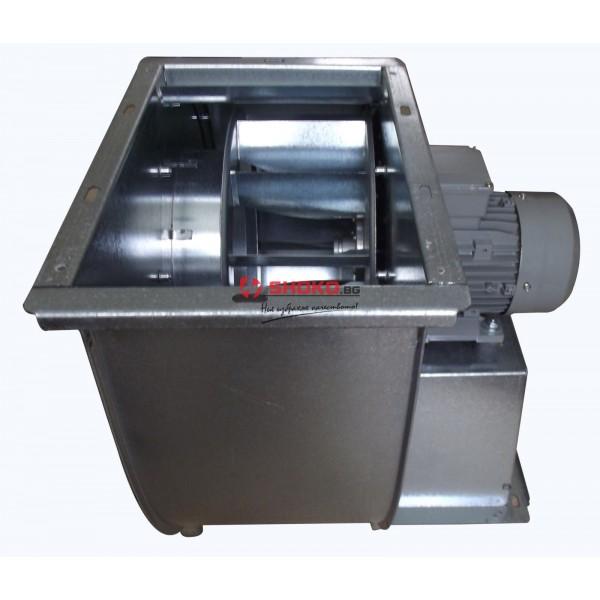 Вентилатор центробежен промишлен - тип охлюв, 1450RPM, 2.500m3/h, Ф200mm MFSI/2.5K4