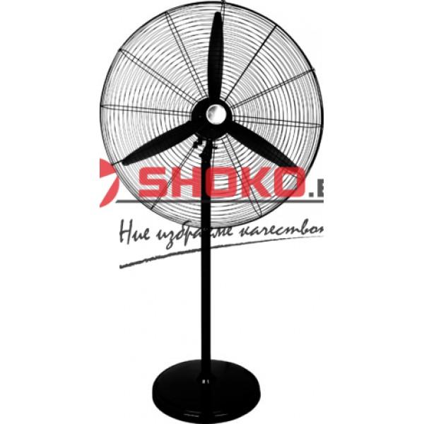 Вентилатор аксиален на стойка за заведения, ф750, 12000m3/h, FGS-30,220V/200W
