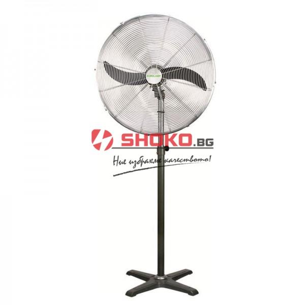 Вентилатор със стойка промишлен вертикален , ф650, 8200m3/h ,180W-147-29046