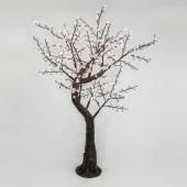 Светещо силиконово- тип бадемово  дърво 200см.480 LED топла бяла светлина