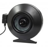 Вентилатор канален центробежен, промишлен, тръбен, G2S-100, 66W, 260m3/h, Ф100mm