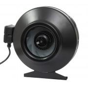 Вентилатор канален центробежен, промишлен, тръбен, G2-S 150, 91W, 550m3/h, Ф150mm