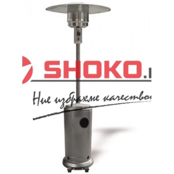 Външен газов отоплител 13kw EUROLAMP с колела