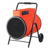 Електрически калорифер EUROLAMP 15000W с термостат