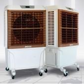 Преносим охладител-тип изпарителен(адиабатен охладител) JH168 Household Air Cooler