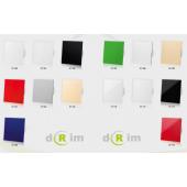 Сменяеми панели за битов вентилатор dRim Ø 100 S BB  Ф100 mm, 8W, 97m3/h