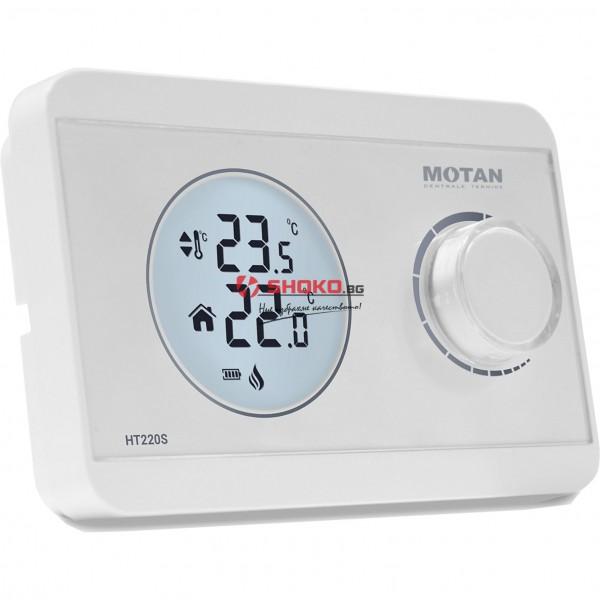 Дигитален стаен термостат  HT 220S,   LCD дисплей