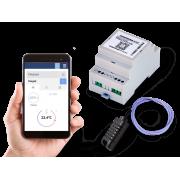 Програмируем термостатен контролер с кабелна термодвойка  B300 за управление на уреди