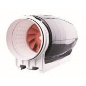 Вентилатор аксиален канален, двускоростен BMFX SL 150, 54/48W, 550/410m3/h, Ф150mm